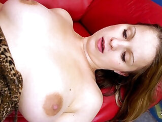 12:49 - ShootOurSelf Oiled big tits and fucked tight shaved pussy thats what blonde love -