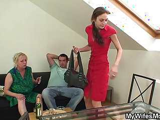 7:10 - My wifes mother seduces me -
