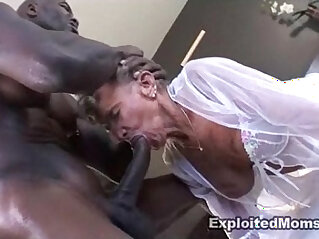 32:42 - old Hot Grandma gets fucked in the Ass in in Amateur Video -