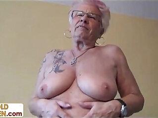 36:33 - Kinky year old grandma -
