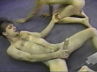 40:48 - ArenaGirlsOld Hard Core Sex Wrestling -