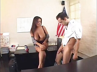 32:08 - Alexis Silver Busty Teacher -