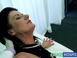 14:58 - FakeHospital Smart mature sexy MILF has a sex confession to make -