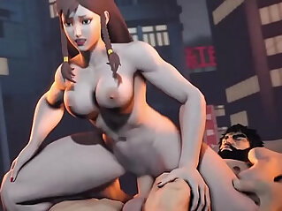 4:11 - FapZone Chun Li Street Fighter V -