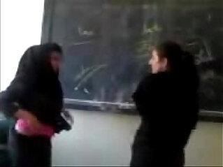 2:05 - arabic school girl dance -