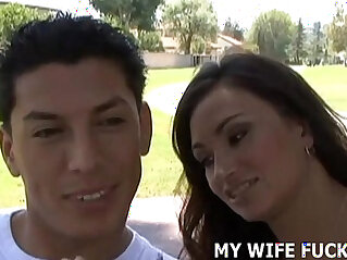 13:30 - Watch your wife banging a stranger -