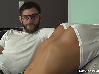 8:44 - Caught in the Act August Ames -