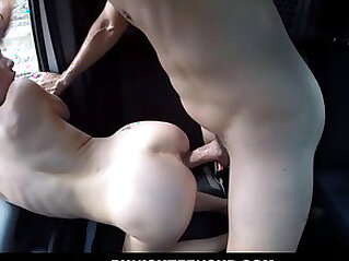 8:19 - Tiny Teen Hitchhiker Sally Squirt Punished -