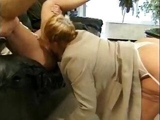 33:46 - Gina Vice French threesome -