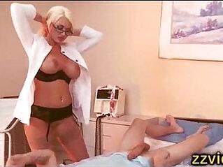 5:31 - Gorgeous busty nurse Summer Brielle -