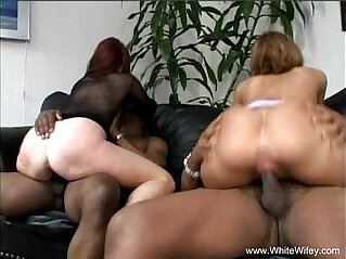 22:55 - White And Black Group Foursome -
