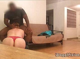 12:38 - Pizza Man Bareback Creampie Big Butt Cougar MILF -