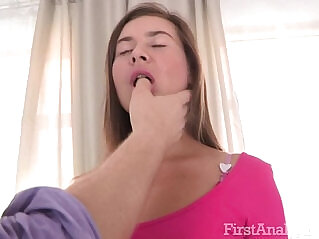 35:07 - BRUNETTE ANAL fuck WITH TOY PLAY AND BIG COCK DOGGYSTYLE SEX -