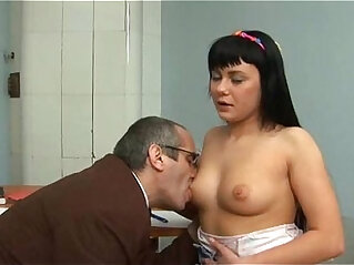 5:45 - Sexual spooning with teacher -