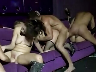 38:05 - swingers at the local club -