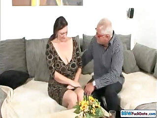 15:12 - Old Man and German BBW -