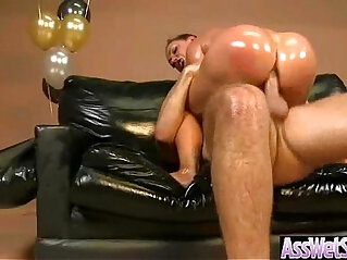 6:44 - Slut Girl courtney nikki benz With Big Ass Get Oiled And Anal Banged -