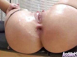 5:36 - london keyes Slut Girl fuck With Big Wet Olied Butt Anal porn video -