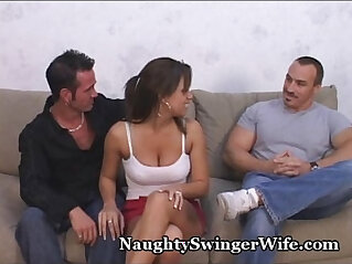 5:37 - Hubby Surprised By Swinger Wife -