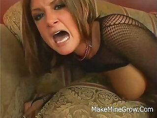 14:14 - Awesome Blonde Single Mom Sucked A Large black big Cock And Got Cumshot -