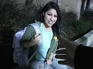 41:10 - College girl Brittany Stevens -