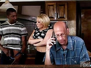 5:07 - My mom has a black hard cock fetish -