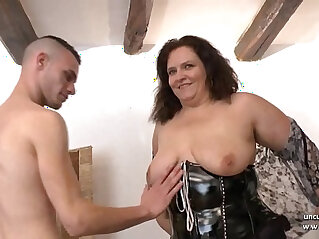16:17 - Casting couch of an amateur BBW french mom hard analyzed and fist fucke in -