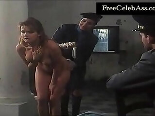 3:49 - Laetitia Bisset Police Strip Search in Midnight Obsession -