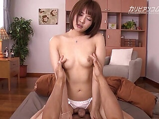 12:15 - Brother Seduce Petite Step Sister in Thong to First anal Fuck -