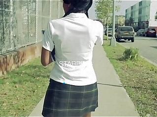 4:41 - young ebony school girl fuck hard -