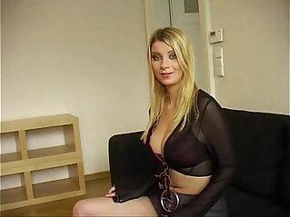 25:19 - Beautiful Russian Model on job interview -
