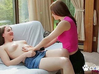 Janessa Calls Over Insurance Adjuster Shelia And Seduces Her To Fuck