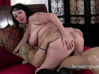 28:18 - Chubby brunette MILF cant get enough cock -