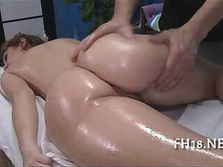 5:57 - Cute 18 year old girl her asshole fucked hard -