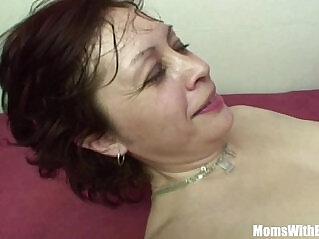 23:00 - Stepson Having An Affair With Redhead Stepmom -