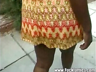 12:58 - Black BBW Gets tag Teamed By A Bunch Of Horny Studs -