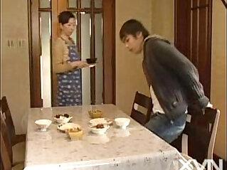 58:32 - Haruka Tsuji in My Mother like to Fuck My Husband -