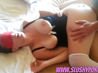 6:03 - Wife gets Fucked Hard By Men Until She Squirts -