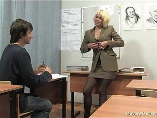 22:26 - Russian mature teacher Nadezhda mature teachers orgies -