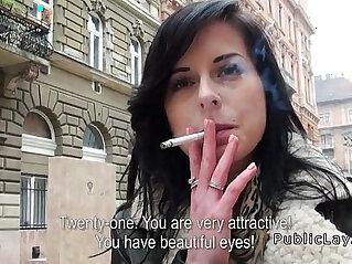 8:05 - Beautiful Czech amateur fucks in hotel room pov -
