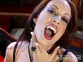 8:37 - vampire striptease -