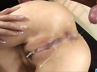 13:15 - Rough pleasures Nagasakus tight holes -