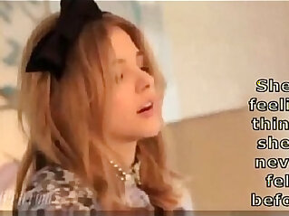 2:35 - Chloe Moretz Little Sister BBC Trainer How to get her hooked -