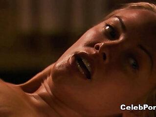 9:45 - Kristanna Loken nude lesbian sex scenes -
