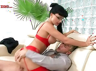 25:30 - Aletta Ocean Office Porn HD -