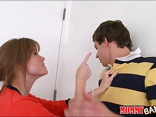 6:19 - Pretty teen Maddy Oreilly 3some with her bf and stepmom -