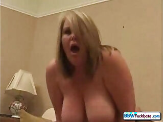 23:15 - Horny British BBW Housewife -