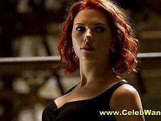 15:35 - Scarlett Johansson Nude Pussy Full Frontal -