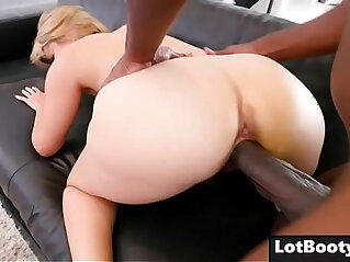 5:23 - Fat ass blonde busty amateur milf alix lovell gets her huge black mamba dick -