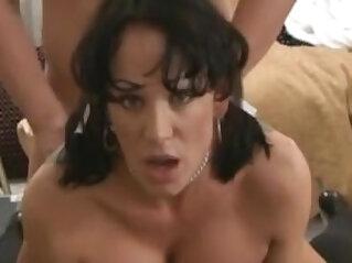 5:56 - Facial expression of an anal firsttimer -